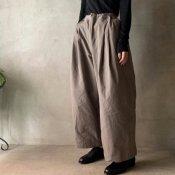 suzuki takayuki easy pants(スズキタカユキ イージーパンツ)Grey/Unisex