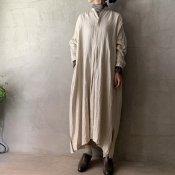 <img class='new_mark_img1' src='https://img.shop-pro.jp/img/new/icons13.gif' style='border:none;display:inline;margin:0px;padding:0px;width:auto;' />suzuki takayuki peasant dress(スズキタカユキ ペザントドレス)Nude