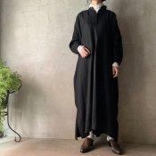 <img class='new_mark_img1' src='https://img.shop-pro.jp/img/new/icons13.gif' style='border:none;display:inline;margin:0px;padding:0px;width:auto;' />suzuki takayuki peasant dress(スズキタカユキ ペザントドレス)Black
