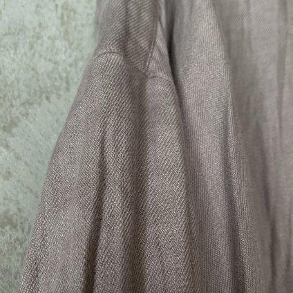 <img class='new_mark_img1' src='https://img.shop-pro.jp/img/new/icons13.gif' style='border:none;display:inline;margin:0px;padding:0px;width:auto;' />suzuki takayuki peasant dress(スズキタカユキ ペザントドレス)Grey
