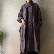 <img class='new_mark_img1' src='https://img.shop-pro.jp/img/new/icons13.gif' style='border:none;display:inline;margin:0px;padding:0px;width:auto;' />suzuki takayuki military coat(スズキタカユキ ミリタリーコート)Grey/Unisex