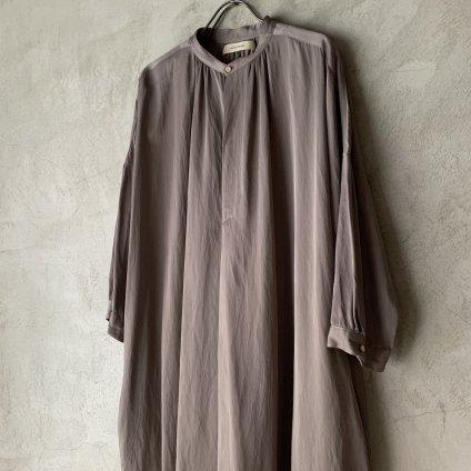 suzuki takayuki slip-on dress (スズキタカユキ スリップオンドレス)Grey