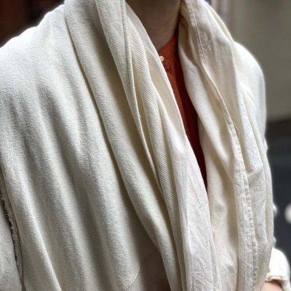ikkuna/suzuki takayuki robe coat(イクナスズキタカユキ ローブーコート)Nude