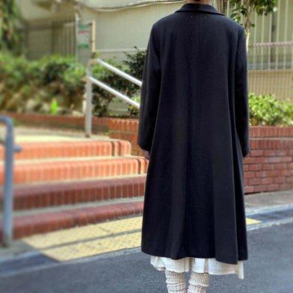 ikkuna/suzuki takayuki shawl collar coat(イクナスズキタカユキ ショールカラーコート)Charcoal Gray