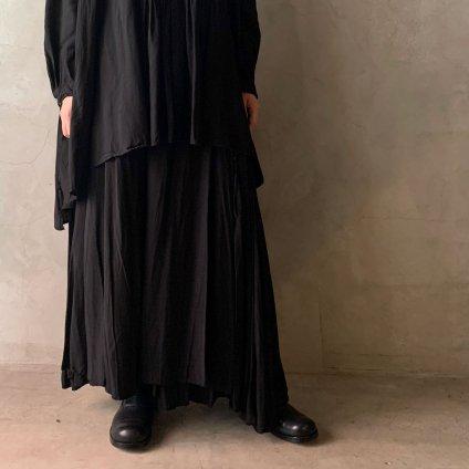 <img class='new_mark_img1' src='https://img.shop-pro.jp/img/new/icons56.gif' style='border:none;display:inline;margin:0px;padding:0px;width:auto;' />【予約販売】suzuki takayuki long skirt(スズキタカユキ ロングスカート)Grey