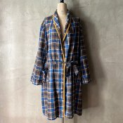 Vintage Plaid Gown(ヴィンテージ チェック柄 ガウン)