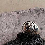 【期間限定販売】momocreatura  Spirit of Love Ring(愛の精霊 リング 燻しシルバー)