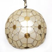 Antique Shell Lamp