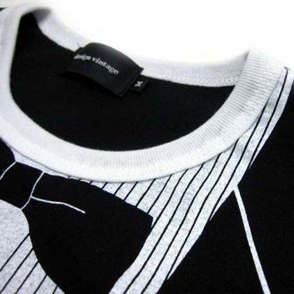 Trompe-l'oeil Tuxedo T-shirt (だまし絵 / トロンプルイユ タキシード Tシャツ)
