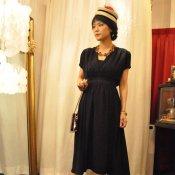 Little Black Dress / Short Sleeve (リトルブラックドレス)