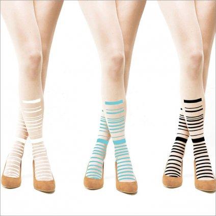 【半額】proef  Stockings Barcode