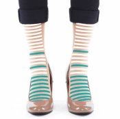 【半額】proef  Socks Stripe