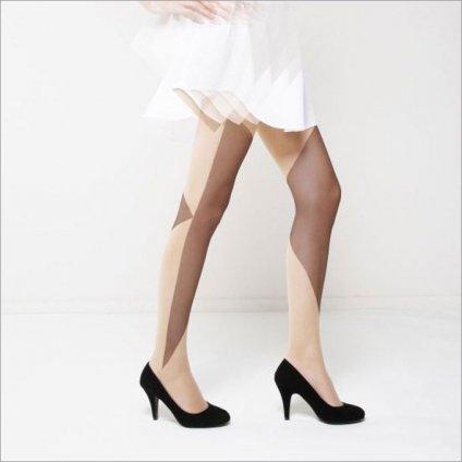 【半額】proef  Stockings Whole Paint