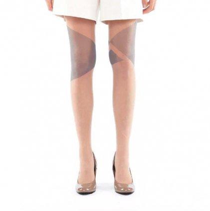【半額】proef  Stockings Middle Paint