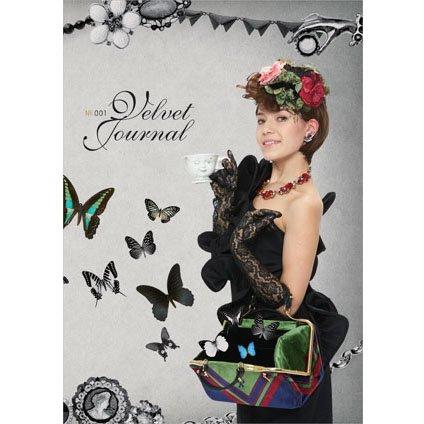 Velvet Journal No.001