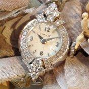 HAMILTON Diamond Watch (ハミルトン ダイヤモンドウォッチ)