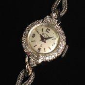 ELGIN Diamond Watch (エルジン ダイヤモンドウォッチ)