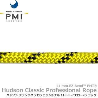 PMI ハドソン クラシック プロフェッショナル 11mm 100m イエロー×ブラック