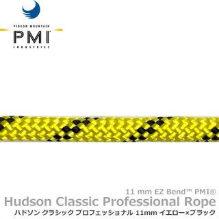 PMI ハドソン クラシック プロフェッショナル 11mm 200m イエロー×ブラック
