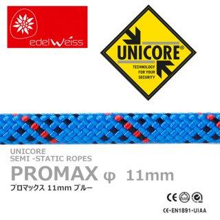 エーデルワイス プロマックス  11mm径 200m ブルー