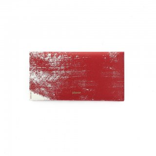 Wallet L / Strokes Red & White