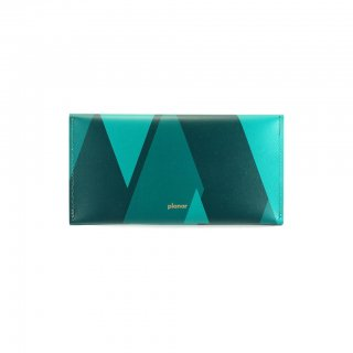 Wallet L -Tones Green-