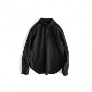 jiji/ 襟付きプルオーバーシャツ