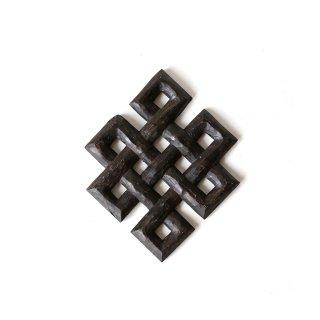 チベット・ネパール/エンドレスノット/ スペシャルタイプ - Dark Brown