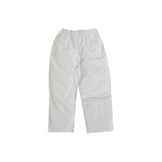 jiji / デニムカディパンツ / オフホワイト