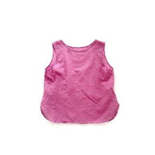 jiji / ノースリーブブラウス /ピンク