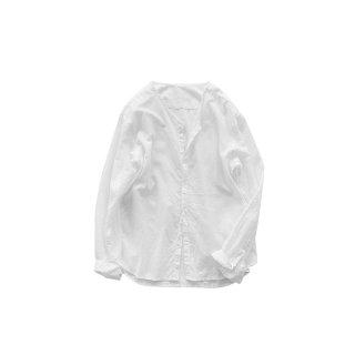 jiji/ Vネックシャツ  / OFF WHITE