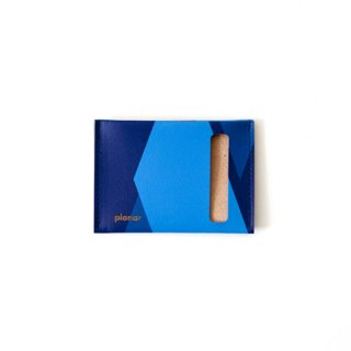 Wallet S -Blue Tones-