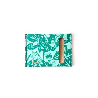 Wallet S -Green Jungle-