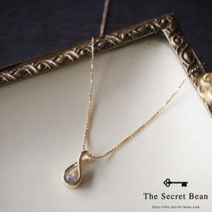 【ゆうパケ】-Magnet Necklace-つぼみの輝き