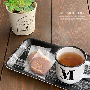 【CASA & CASA】6type◆イニシャル入りマグカップ