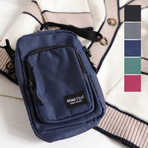 【ゆうパケ】5color◆マルチショルダーバッグ