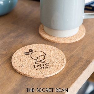 【CASA & CASA】【ゆうパケ】COASTER FOR INIC COFFEE(コースター)