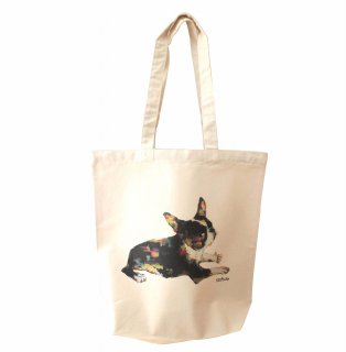 BOSTON TERRIER TOTE