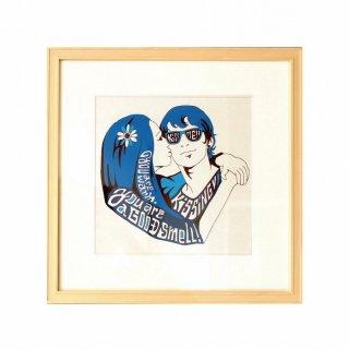 kiss me blue/ セミオーダー