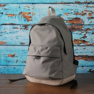 DAYPACK Urban Gray Nylon × Leather