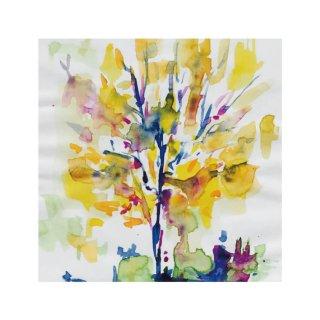 街路樹のためのドローイング#1