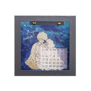 【8月限定】Juliet Smythカレンダー(2018.08〜2019.12)