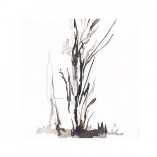 街路樹のためのドローイング 水墨の場合#3