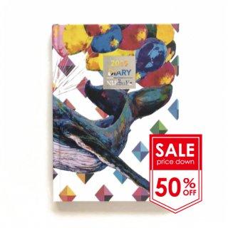 【50%OFF】NiJi$uKe2019スケジュール帳【Whale】