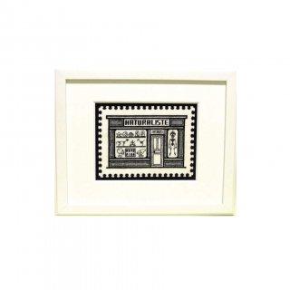 【刺繍】Passage 骨格標本店