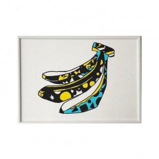 くろいバナナ / セミオーダー (A3)
