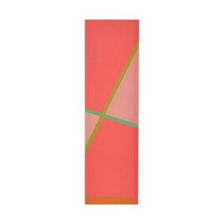 a box with pencil line_pink