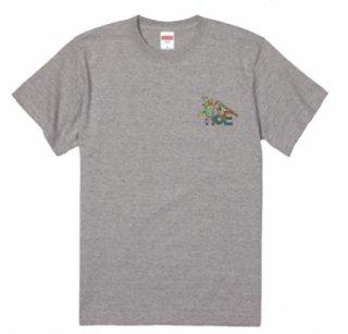 【チャリティ】#STAY HOME ロゴTシャツ