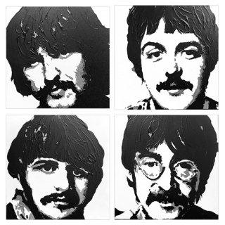 Inspire Series The Beatles(4枚セット)(XL)