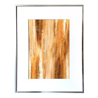 FLOW - WOOD ORANGE
